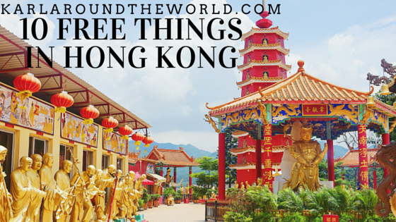 10 Free things to do in Hong Kong for a Budget Traveler 1