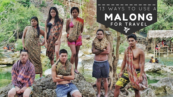13 ways to show why a malong is a MUST have wherever you go 8