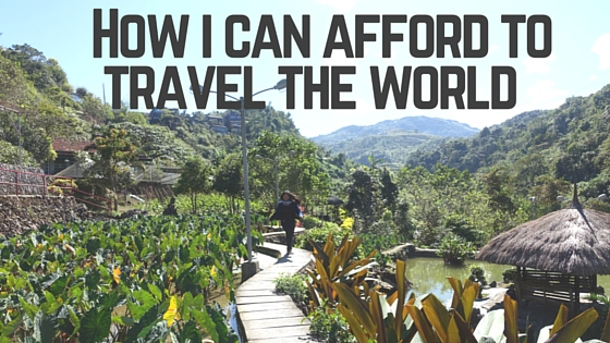 afford traveling world