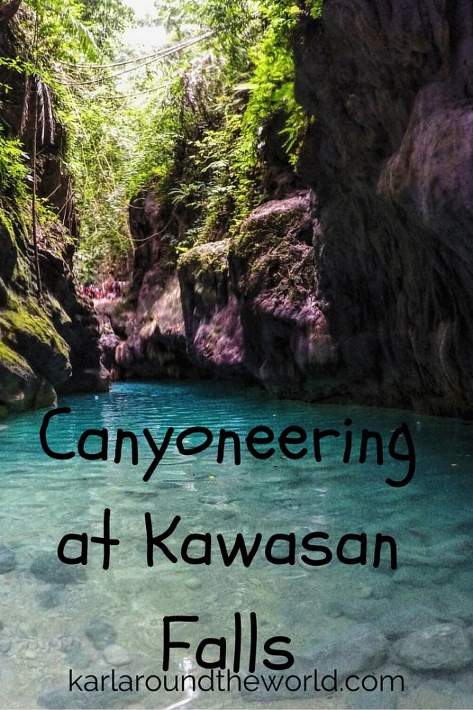kawasan-canyoneering