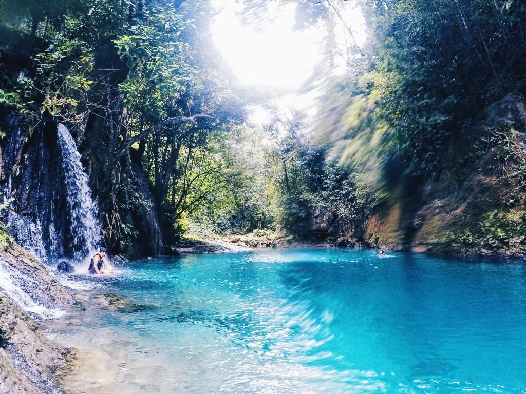 Kawasan Falls Karlaroundtheworld