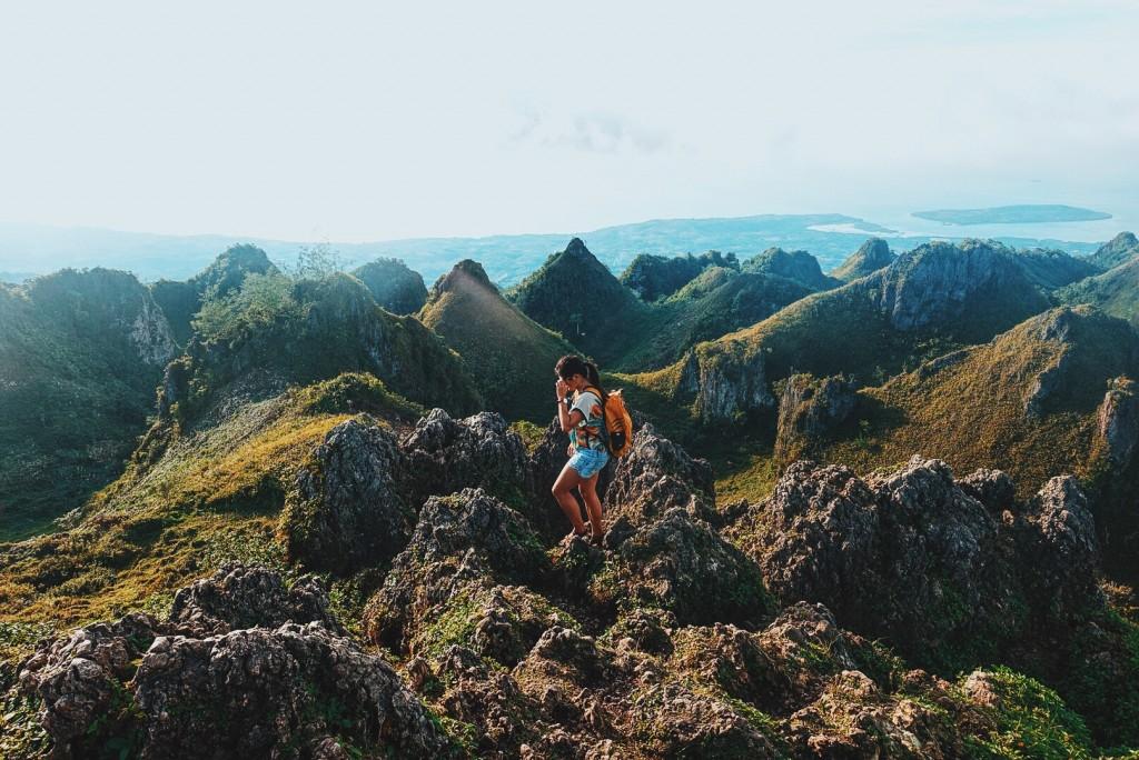 Osmena Peak Karlaroundtheworld