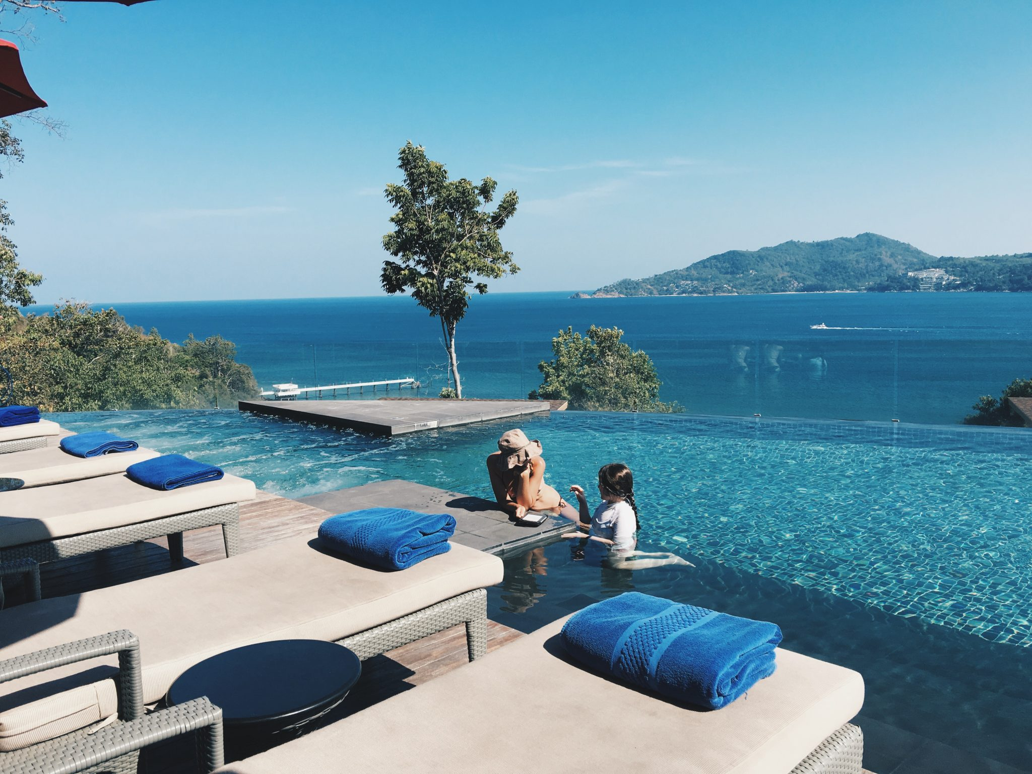 Amari Phuket Clubhouse Pool