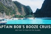Karlaroundtheworld Captain Bob Booze Cruise