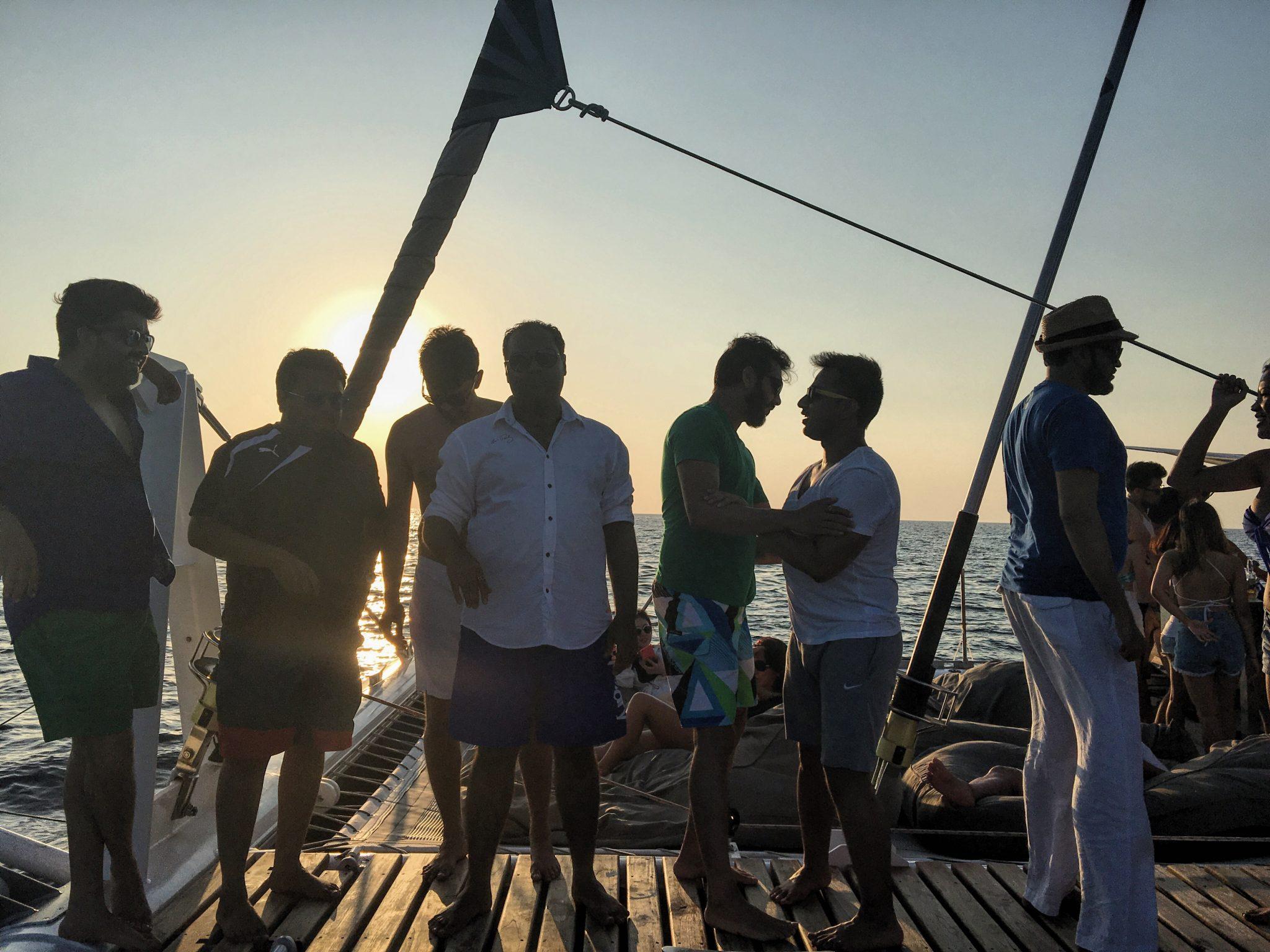 Hype Luxury Boat Cruise