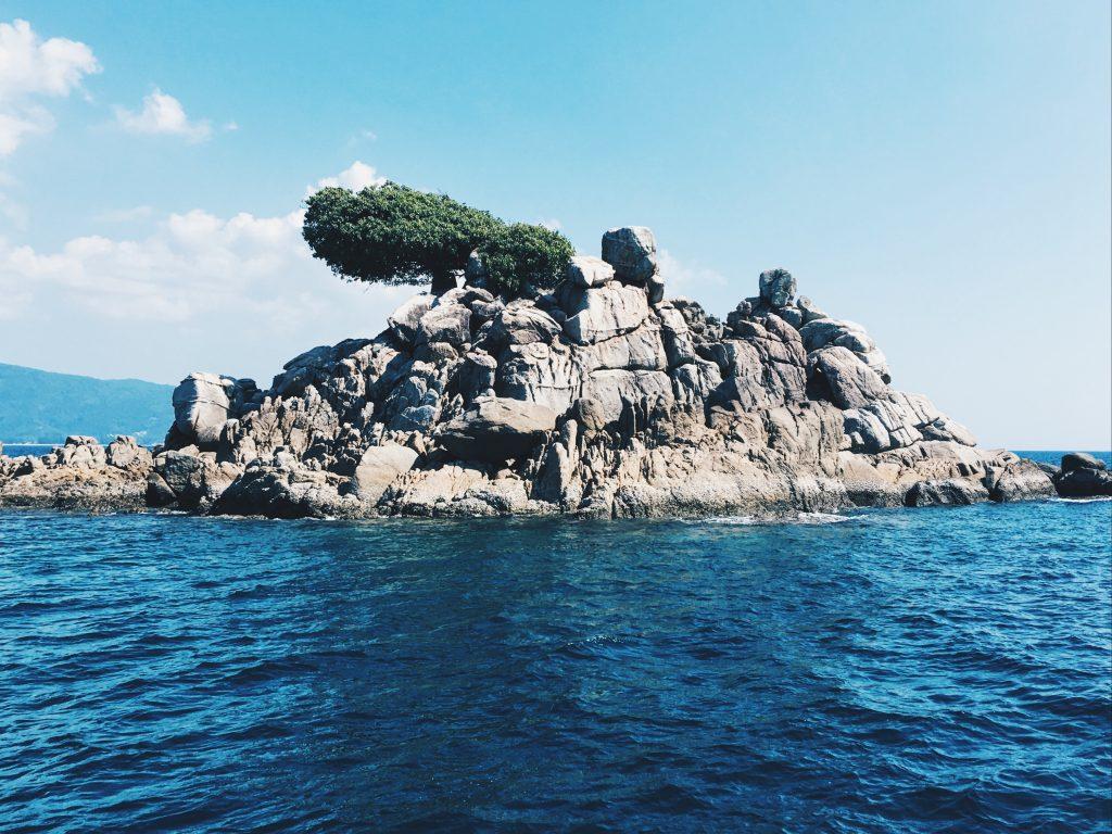 The Rock Island Phuket Karlaroundtheworld