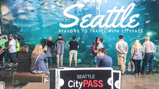 Seattle CityPASS karlaroundtheworld