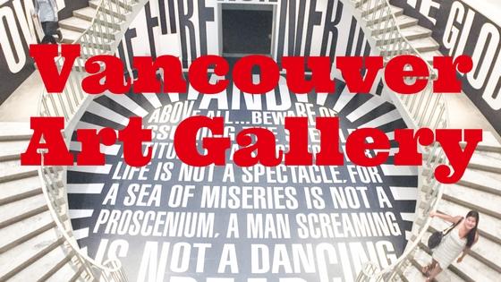 Vancouver Art Gallery Karlaroundtheworld