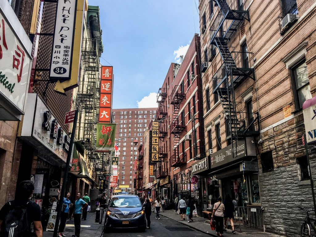 Little China New York