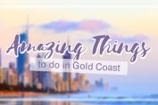 Amazing Things to do in Goldcoast