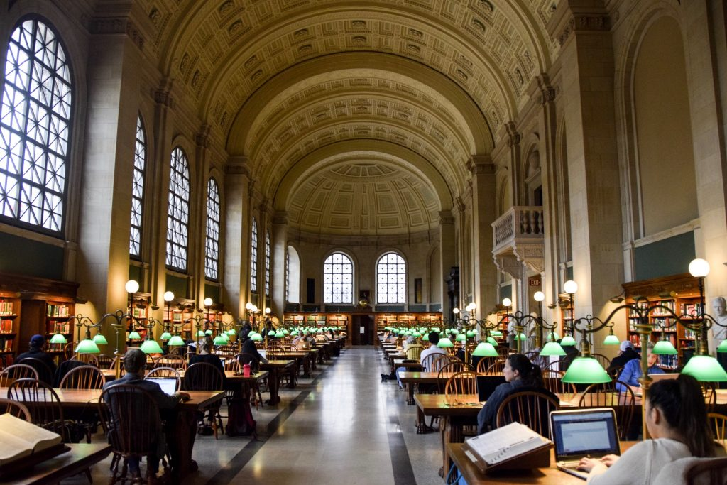 Bostin_Public_Library