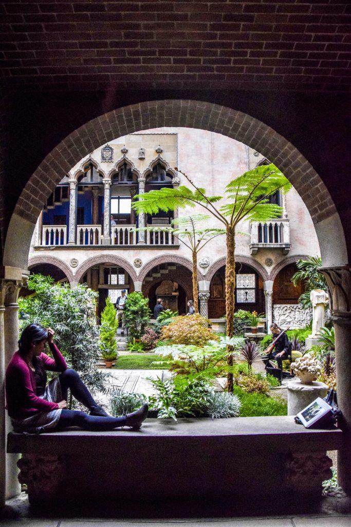 Isabella's garden Boston