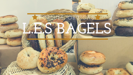 LES Bagels Podium