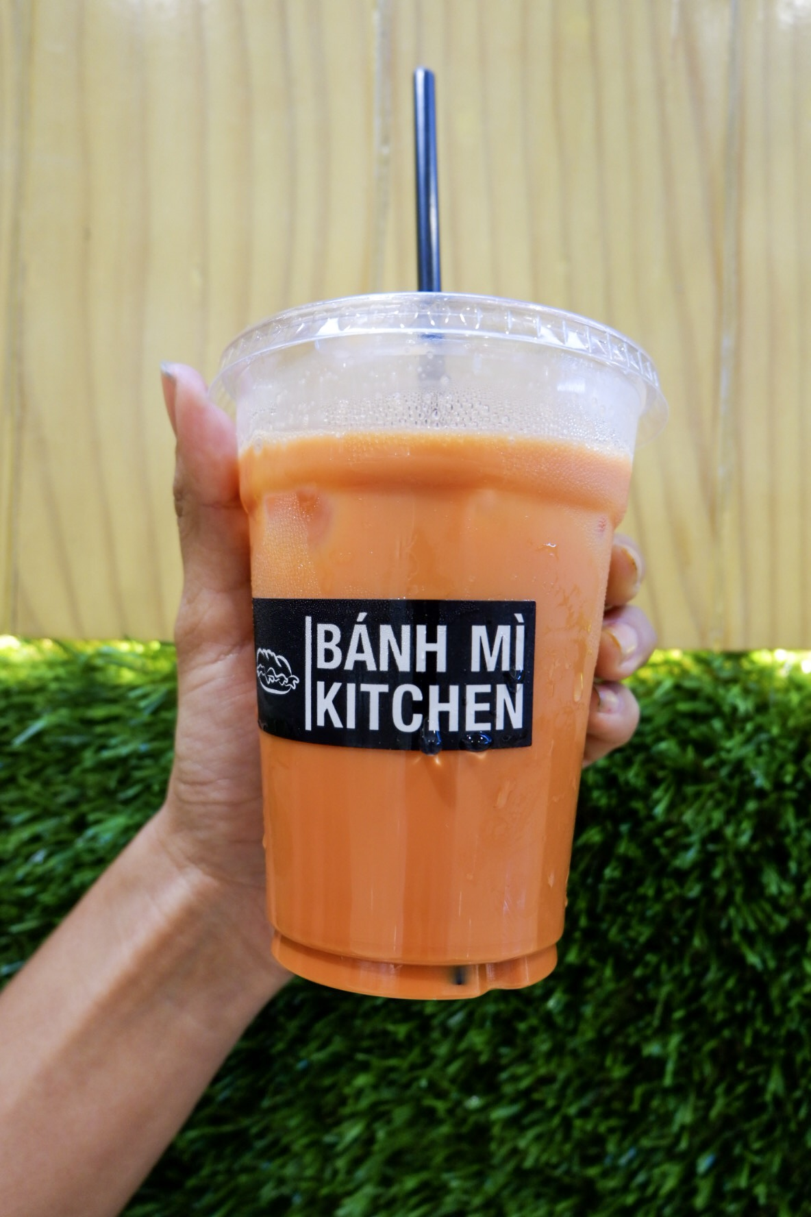 Banh Mi Iced Tea