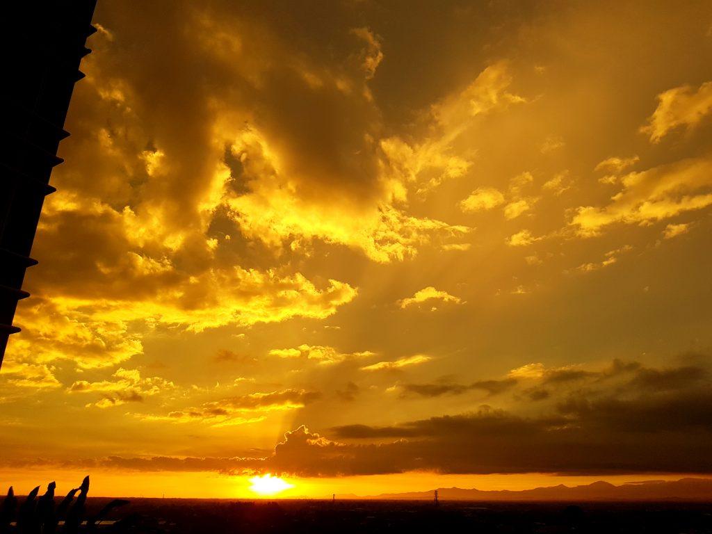 Richmonde Iloilo Sunset
