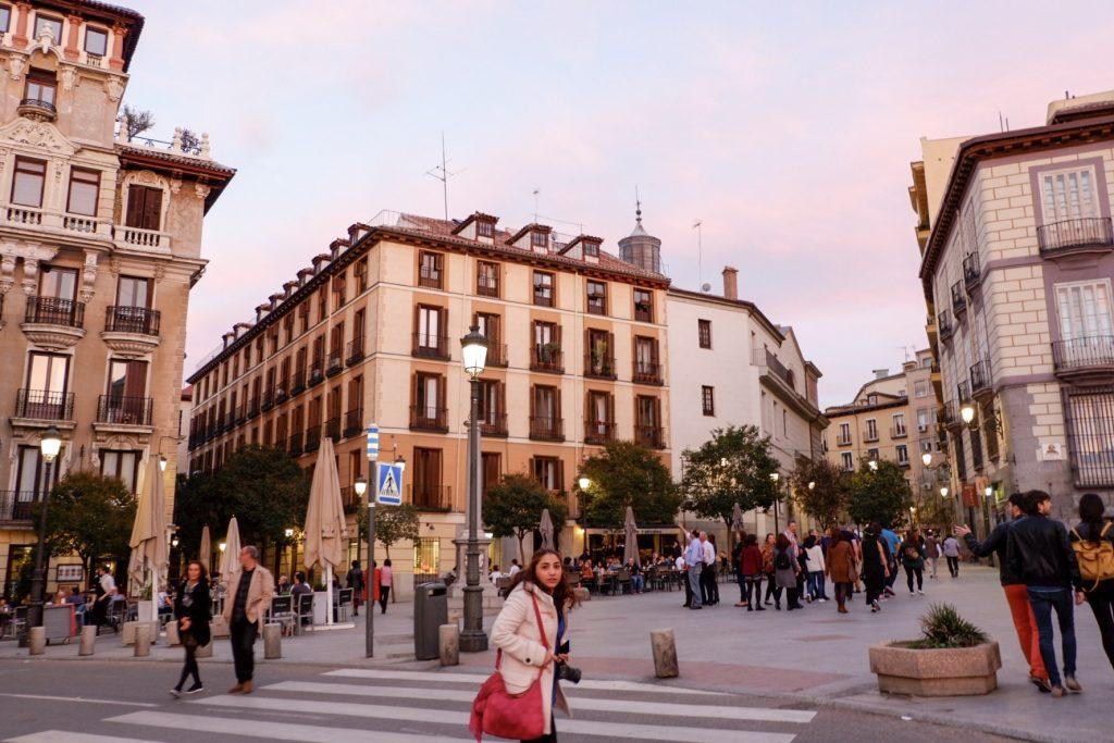 Devour Madrid: Best way to start your Madrid Trip - Karla ...
