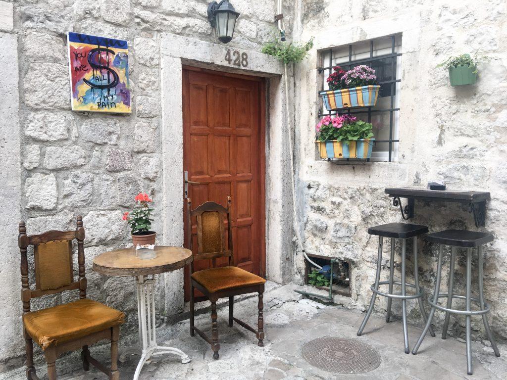 Montenegro Old Town Kotor