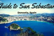 San-Sebastian-Donostia-Spain-Itinerary