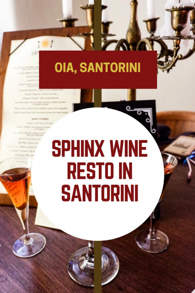 Sphinx-Wine-Resto-Oia-Santorini