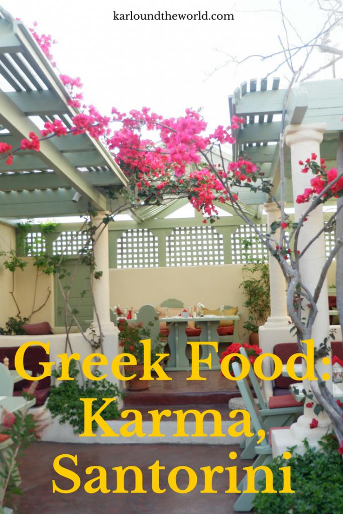 Greek-food-Oia-Santorini