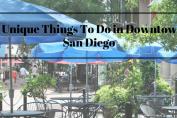 Unique San Diego