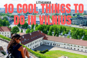 Vilnius Itinerary