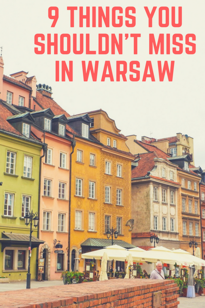 Must see in Warsaw