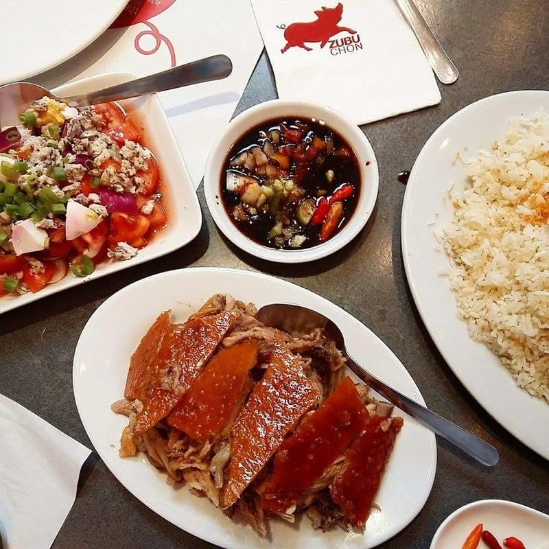 Cebu Series:  Must Eat In Cebu 1