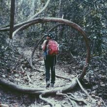 Tarak Ridge, Mariveles, Bataan. 21