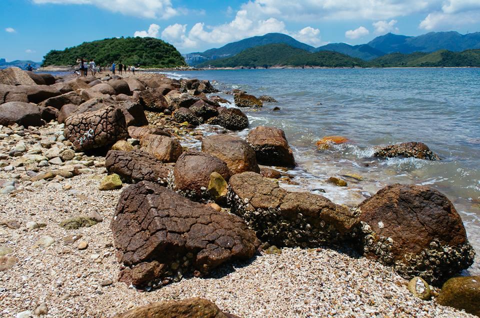 Sai Kung Sharp Island