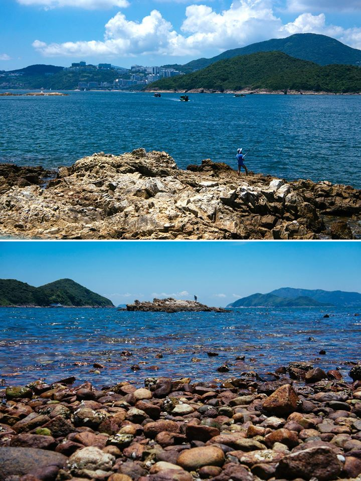 Sai Kung : A Geological Boat Tour 4