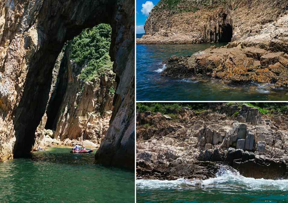 Sai Kung : A Geological Boat Tour 5