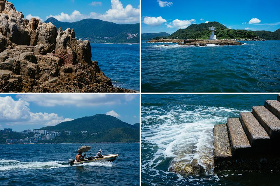 Sai Kung Geological Rock