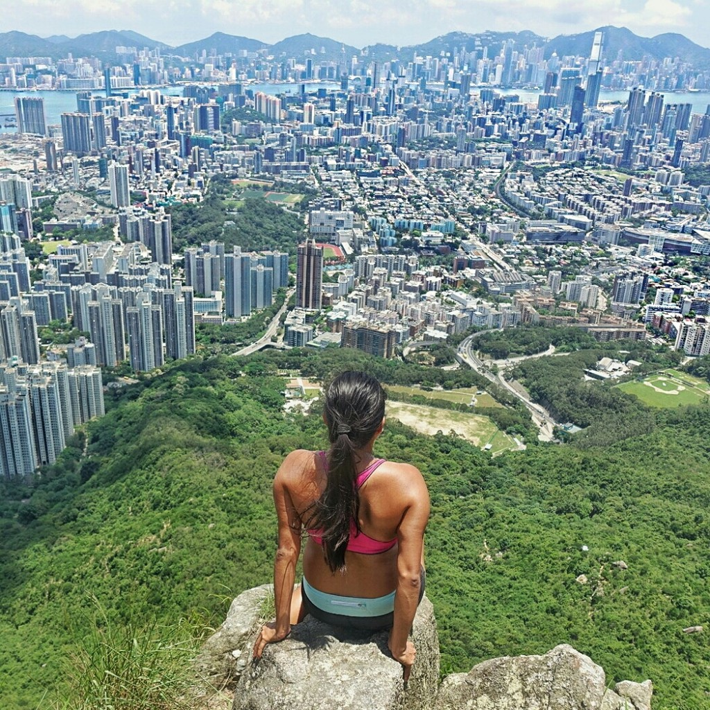 Lion Rock : The Best Vantage point of Hong Kong City 4