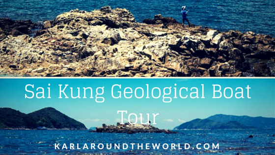 Sai Kung : A  Geological Boat Tour 1