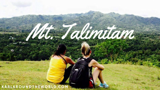 Why Mt. Talamitam is a GOOD idea 22