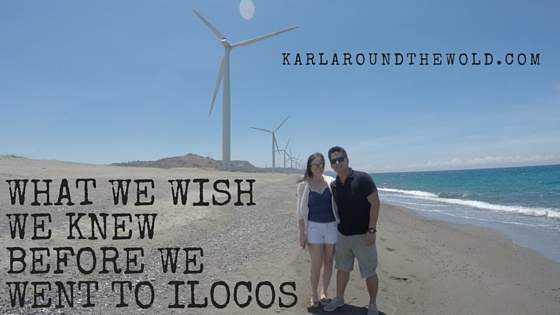What I wish I Knew Before I went to Ilocos, Philippines 5
