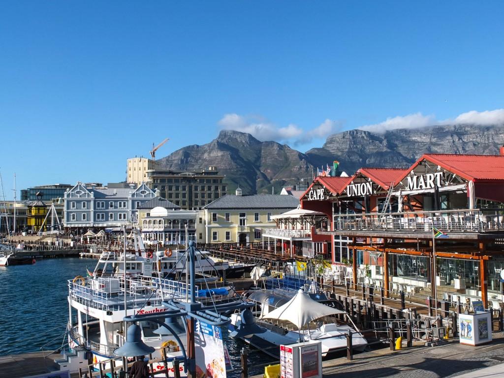 Victoria Wharf, Capetown