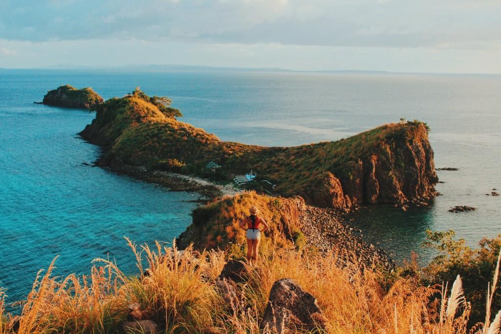 Sambawan Island View