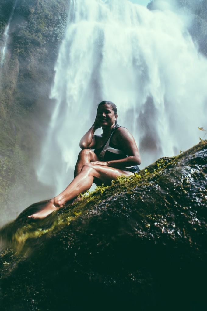 Luisiana, Laguna, Hulugan Falls