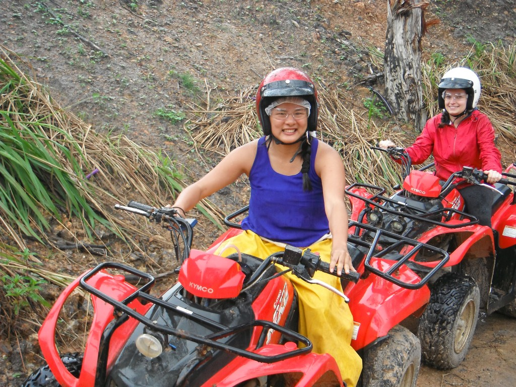 Quad bikes in Cairns