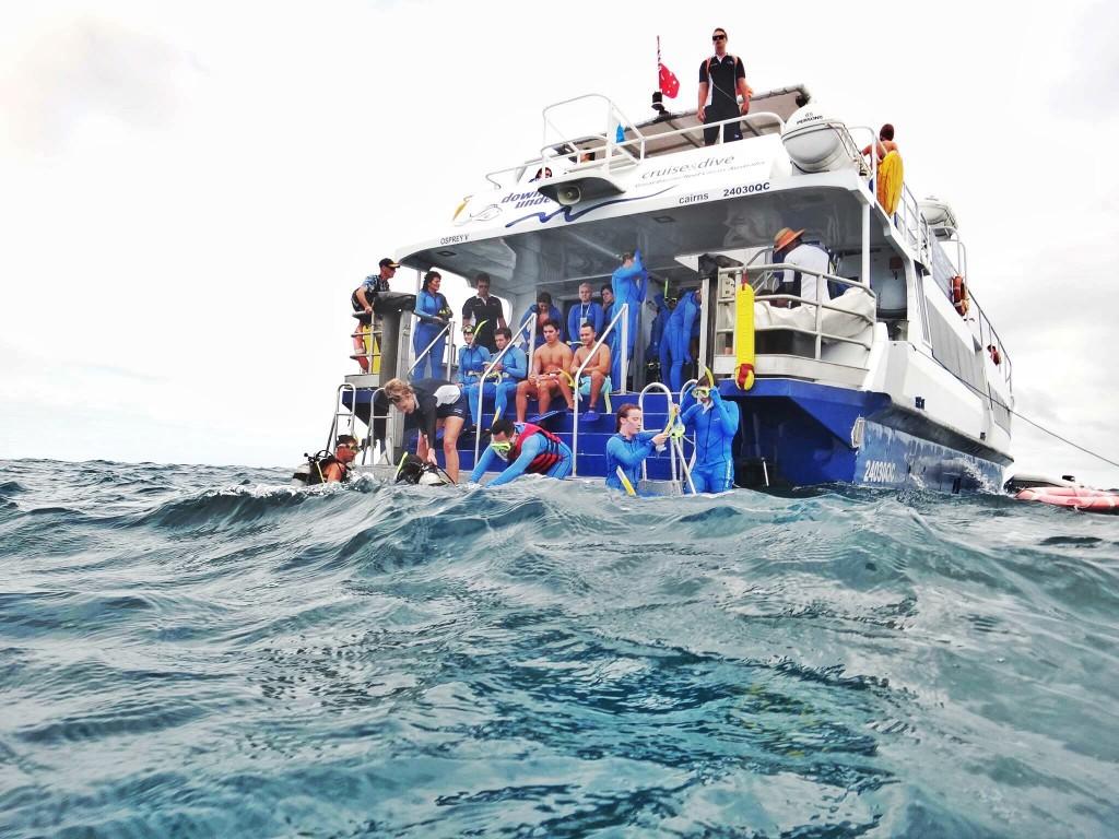 Great-barrier-reef--australia