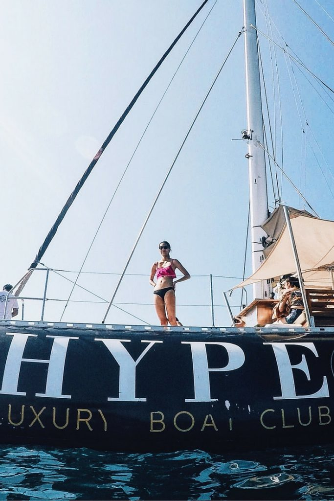 Karlaroundtheworld Hype Luxury Boat