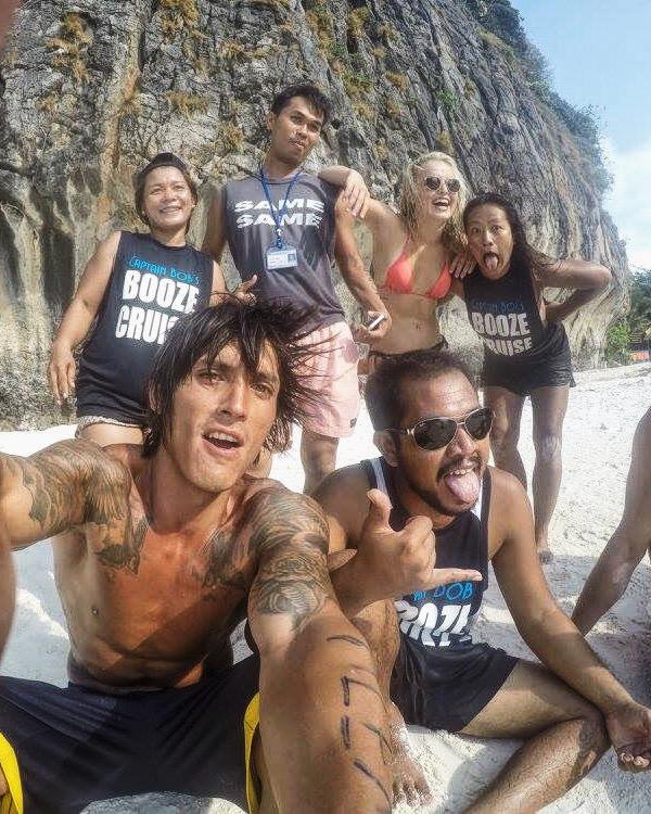 Phi Phi Booze Cruise (16)