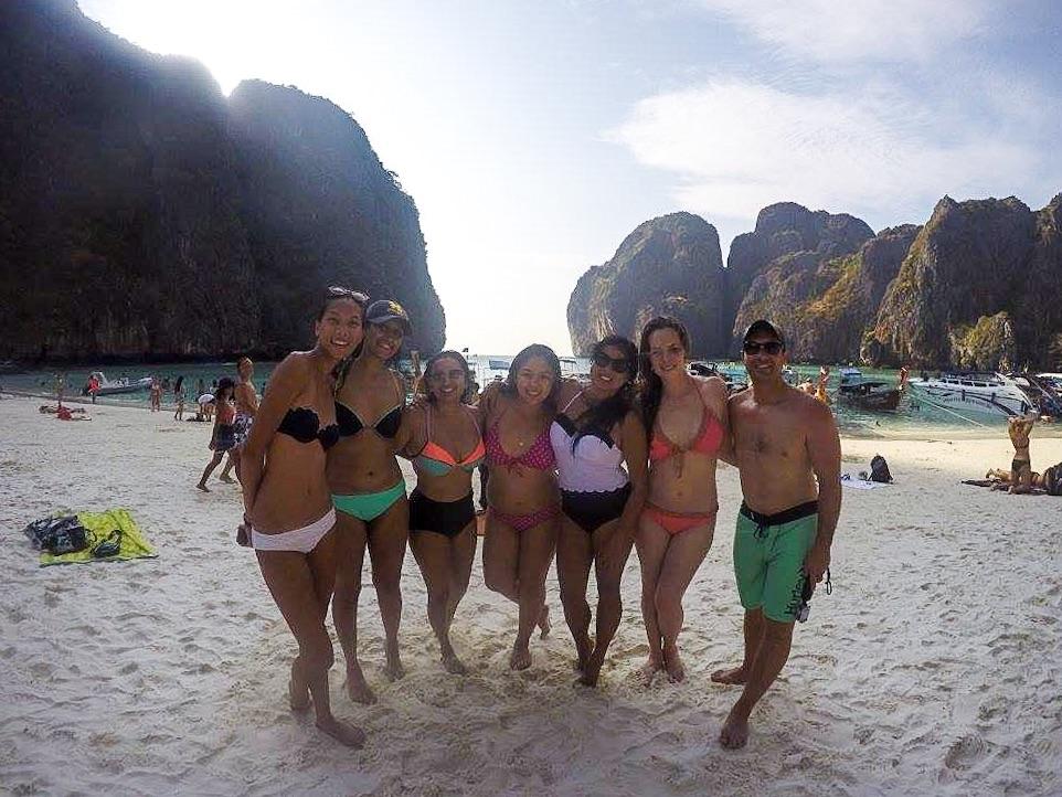 Phi Phi Captain Bob's booze cruise (24)