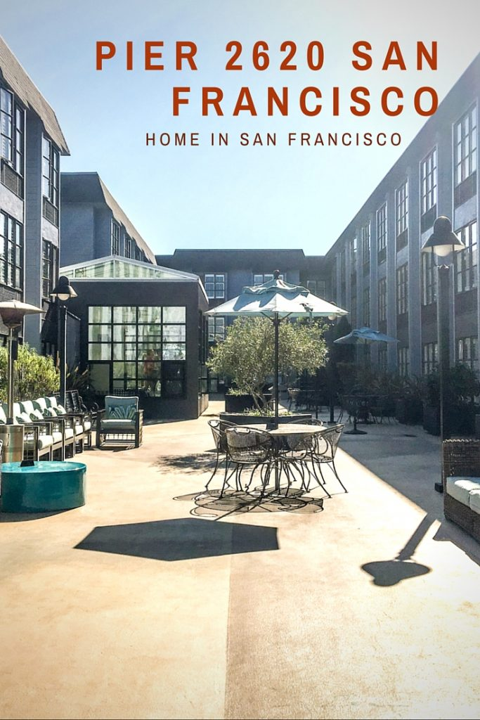 pier 2620 home in fisherman s wharf karla around the world. Black Bedroom Furniture Sets. Home Design Ideas