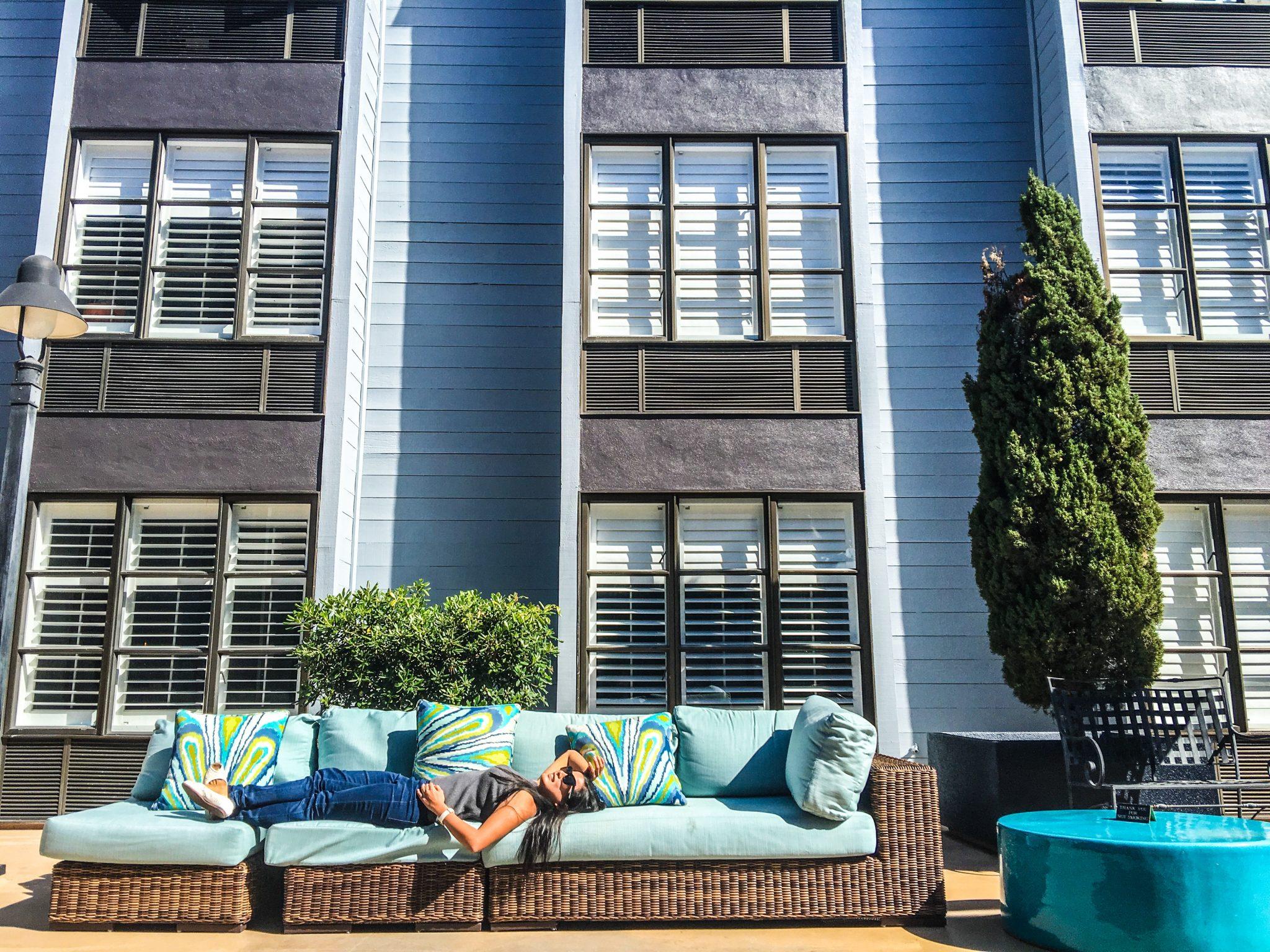 Pier 2620 Courtyard