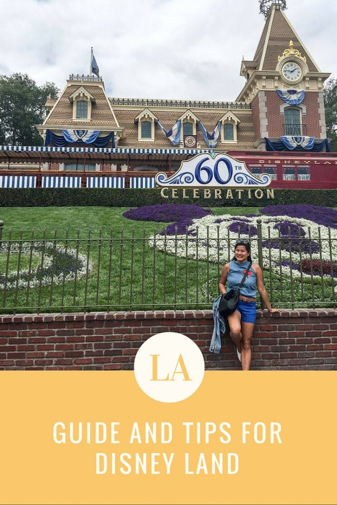Disneyland Karlaroundtheworld