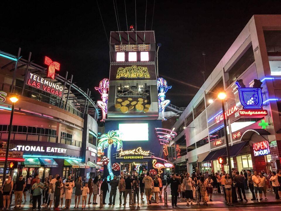 Las Vegas- Fremont