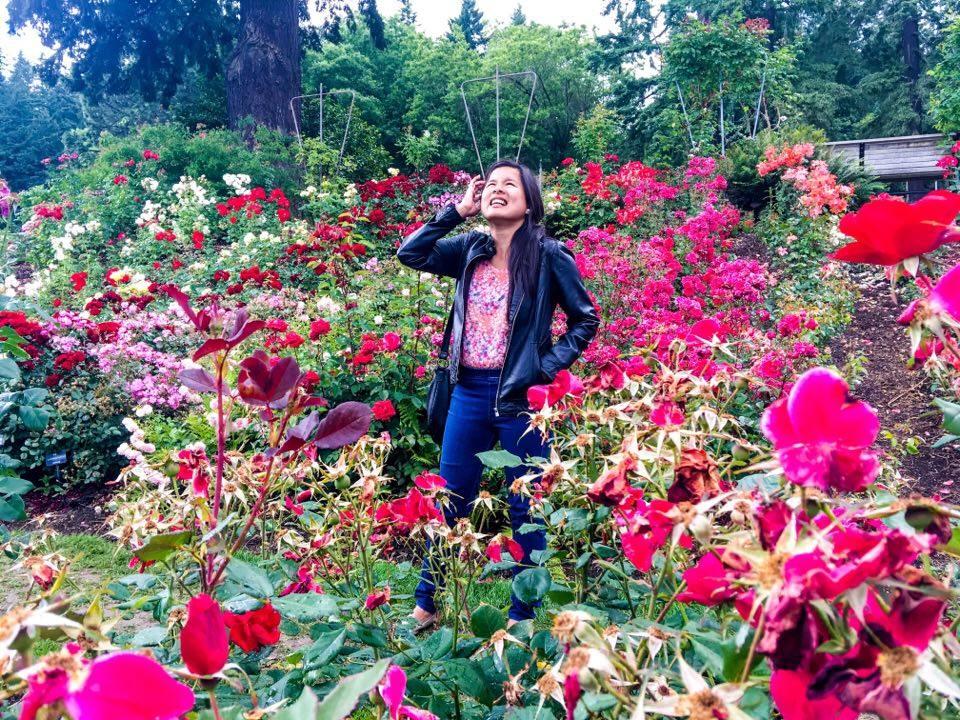 Rose Garden-Portland-Karlaroundtheworld